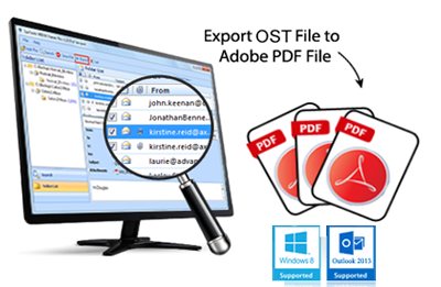 Quickly View Outlook OST File Emails with OST Viewer
