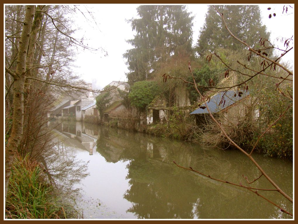 Album - Le-canal de Chatillon s Indre