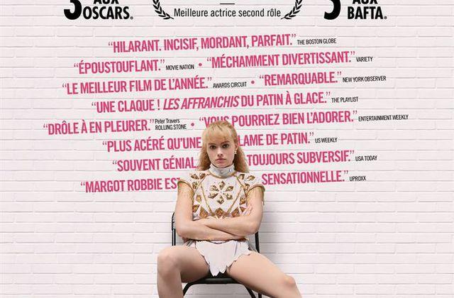 Critique Ciné : Moi, Tonya (2018)