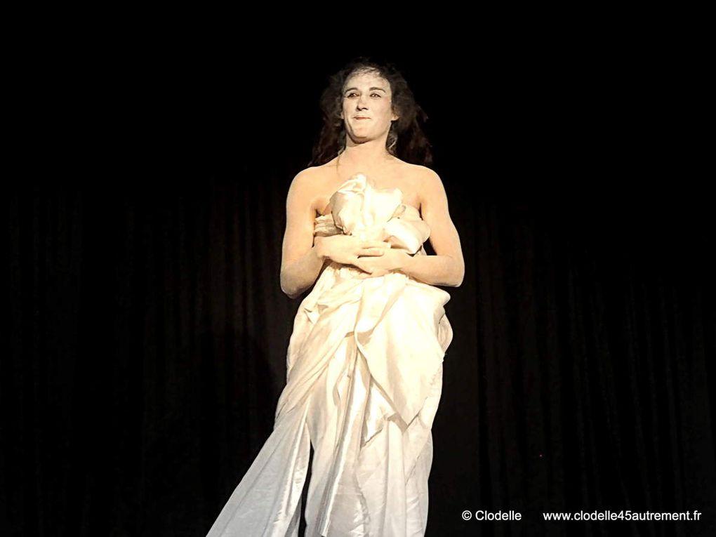 SODOME MA DOUCE théâtre et danse Butô avec Sarah Nassar Photos à FEST' HIVER 2016