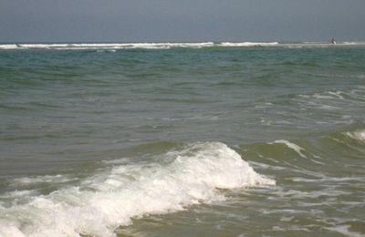 La mer, c'est beau