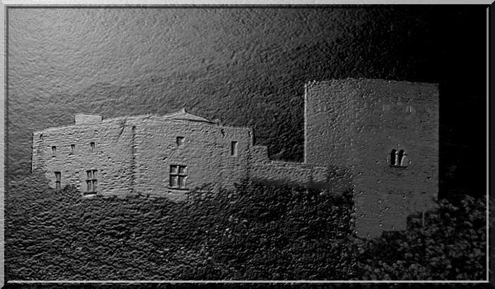 Diaporama château de Les Tourrettes