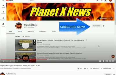 Scott C'One de Planet X News déjoue la cen sure