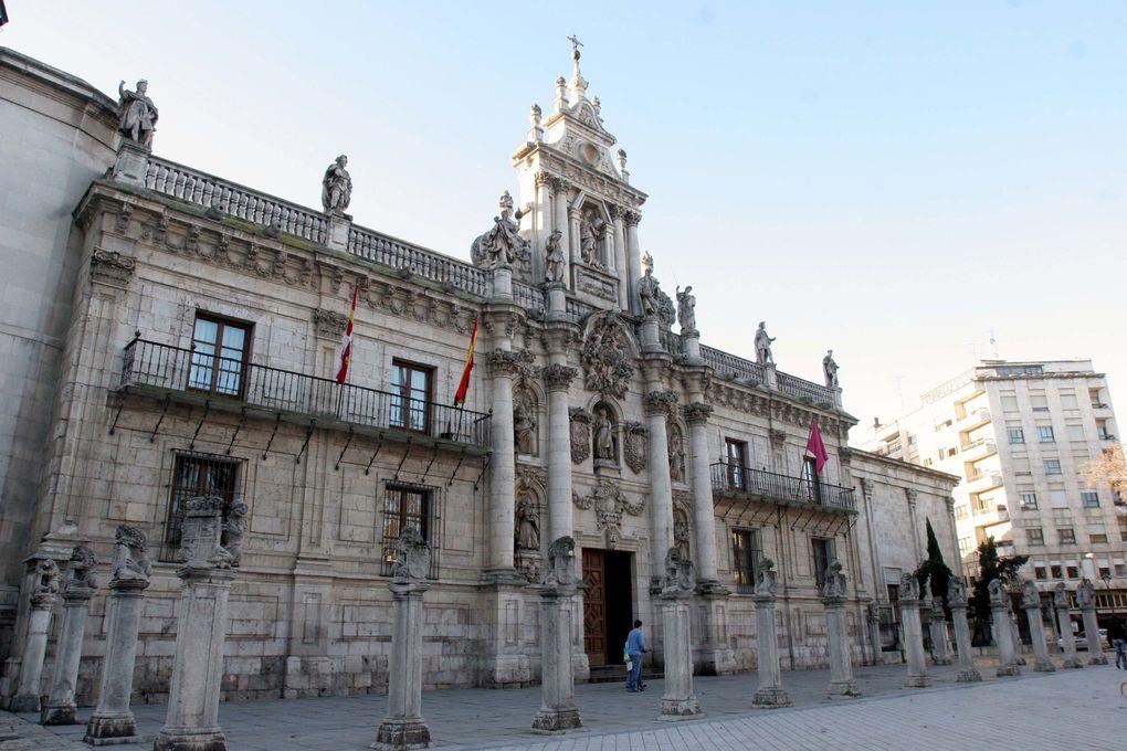 Imágenes de la Universidad de Valladolid.- El Muni.