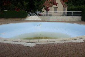 La piscine municipale n'ouvrira pas cet été