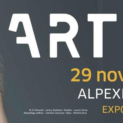 RETROUVEZ-NOUS SUR ARTISA du 29 novembre au 3 décembre 2017 à Alpexpo Grenoble