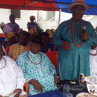 OMENE tasks urhobo's leaders not to be controversial