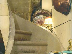 Variations autour de l'escalier