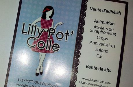 Challenge Lilly Pot'colle, je recycle