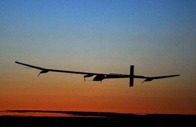 Solar Impulse (Si2) prêt pour terminer son tour du monde