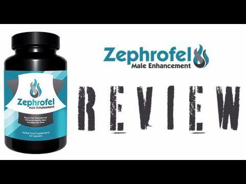 Zephrofel  – Male Enhancement | Powerful Booster for More Stamina!!