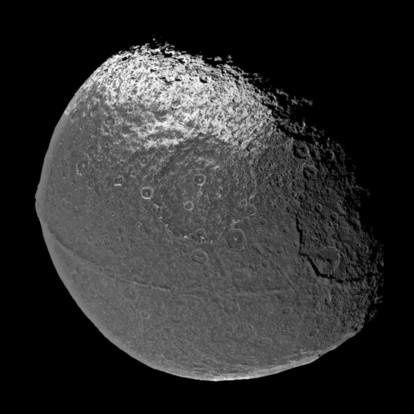 Cassini va survoler Japet le 10 septembre