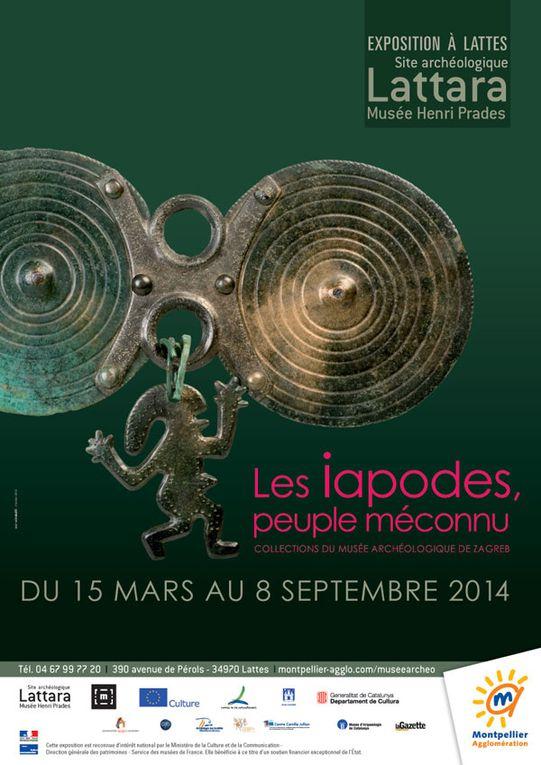 expos à Montpellier, Lattes, Sète, Nimes, région pic st loup 2013- 2015