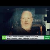 """Julian Assange : un rapporteur de l'ONU dénonce une """"torture psychologique"""""""
