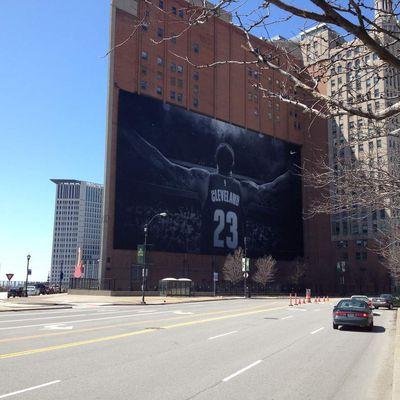 Downtown - LeBron