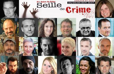 Salon Seille de Crimes du 24 au 26 novembre 2017