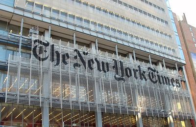 New York Times: un esempio per tutti i quotidiani on-line