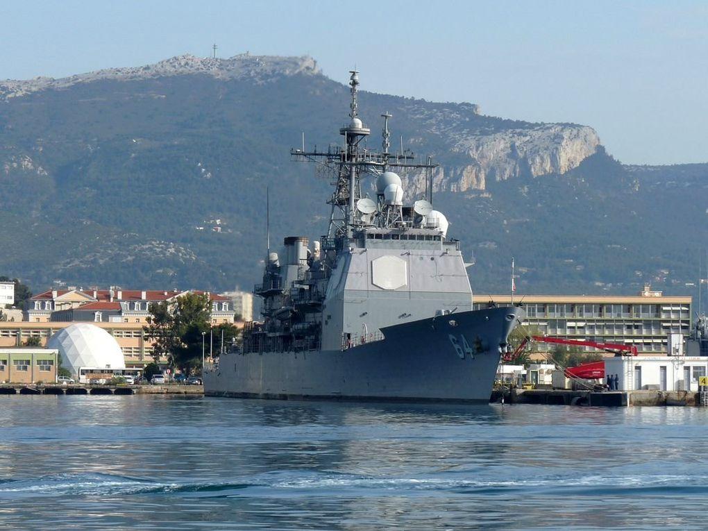 USS GETTYSBURG  64 , croiseur de la marine américaine