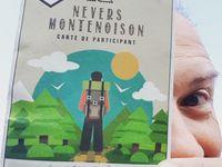 Flânerie bucolique de Nevers à Montenoison 55 km