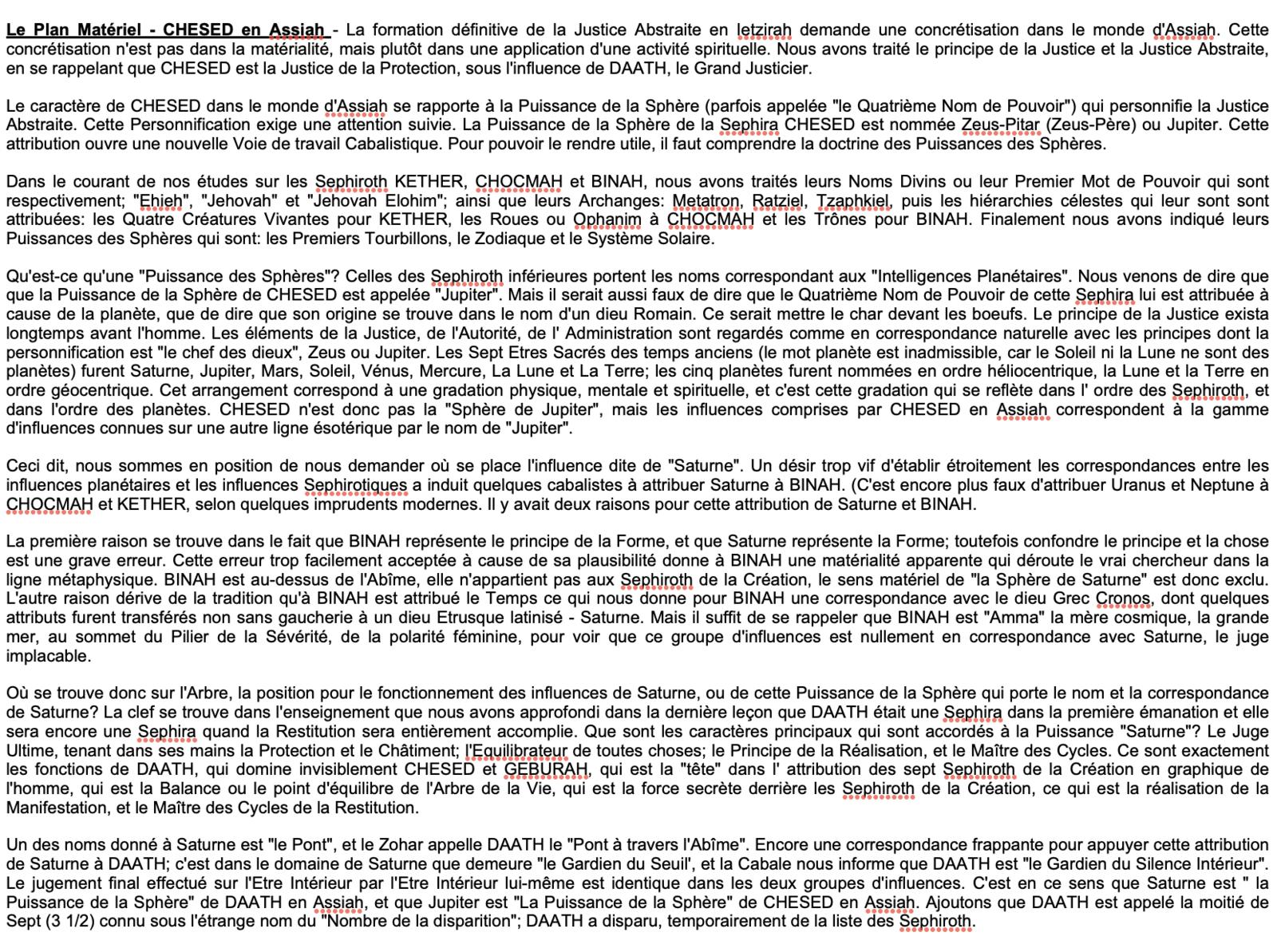 Francis ROLT-WHEELER Ph.D. - CHESED (ou GEDULAH) (4)