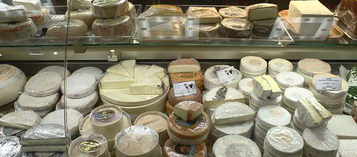 Le fromage analogue