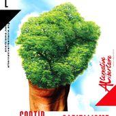 Le capitalisme, vert ou pas, est un suicide écologique - Socialisme libertaire