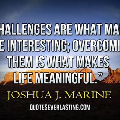 OVERCOMING THE NEGATIVES.