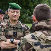 """Général Burkhard : """"Nos chefs doivent rappeler que l'on ne gagne pas des guerres difficiles en comptant son temps"""""""