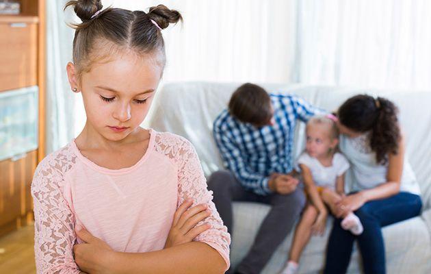 Êtes-vous l'enfant préféré de votre famille ou le mouton noir (pas le préféré, les mauvais traitements)?