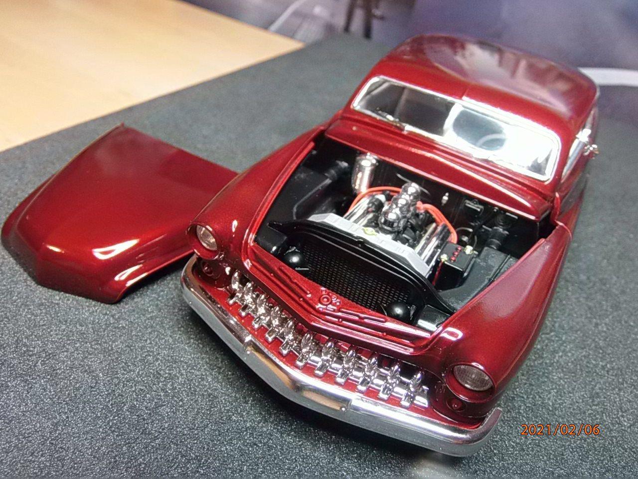 49 Mercury coupé  3/3