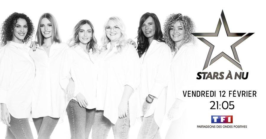 """Maëva Coucke, Lola Dubini, Anaïs Grangerac, Linda Hardy (...) se déhabillent pour la bonne cause dans """"Stars à nu"""" ce soir sur TF1"""