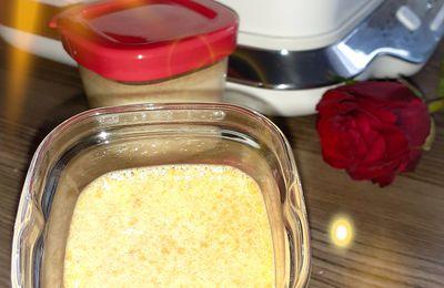 Yaourt au pain d'épice (à la yaourtière multi-délice express)