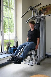 Machine renforcement musculaire