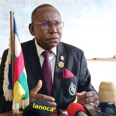 Le député de Ippy 2, Christophe OUAPOU, alerte sur la présence des combattants de la CPC dans sa circonscription.
