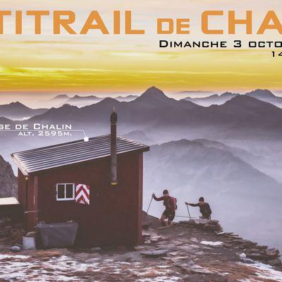 ALTITRAIL DE CHALIN - 3 octobre 2021