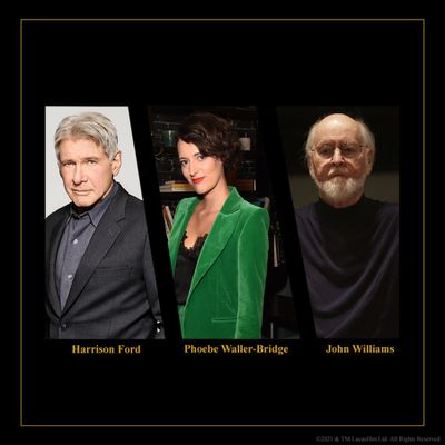 Phoebe Waller-Bridge & John Williams au menu d'Indiana Jones 5