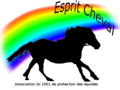 Esprit Adoption Cheval