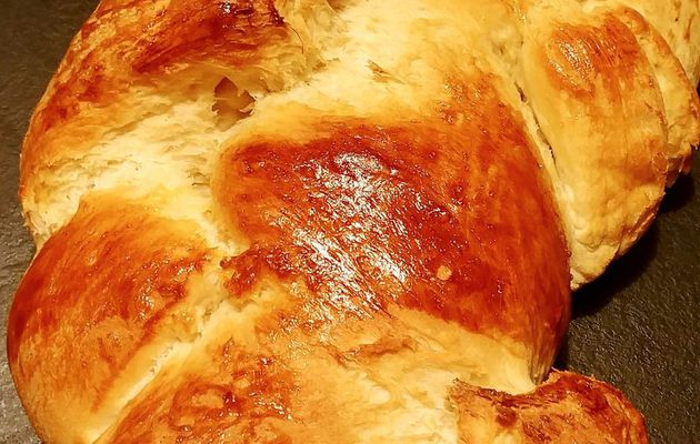 Pain au lait light Thermomix ou Monsieur Cuisine