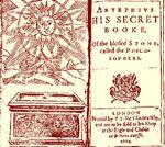 Le Secret d'Arthephius