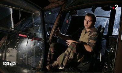 """Opération Barkhane. """"Oh p..... ! Ils se sont crashés"""" : images et récit exclusifs du sauvetage de l'équipage de la Gazelle"""