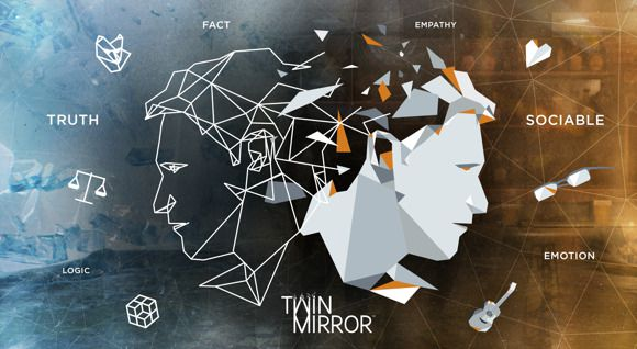 [ACTUALITE] Twin Mirror - Disponible en précommande sur PlayStation 4 et Xbox One