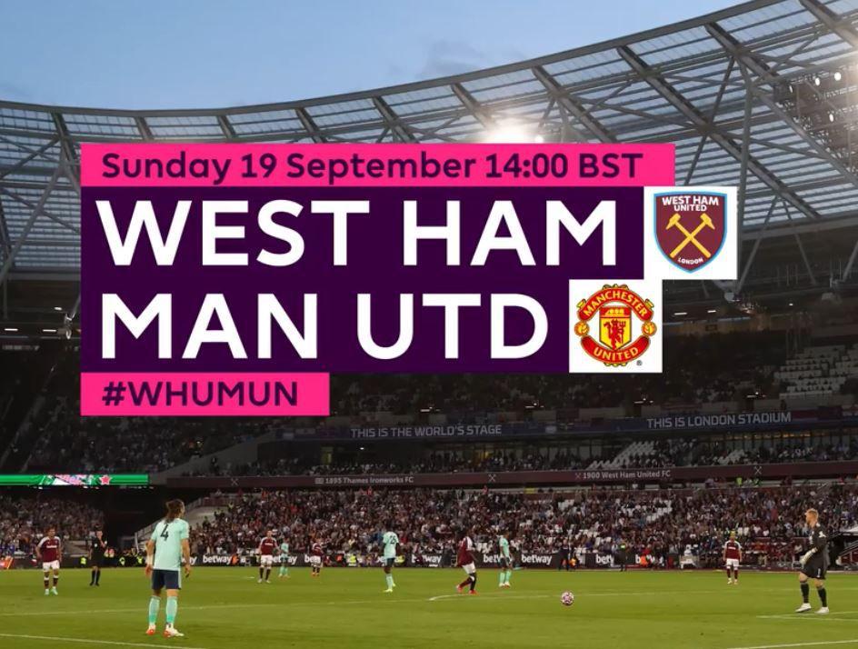 West Ham / Manchester United : Sur quelles chaînes suivre la rencontre dimanche ?