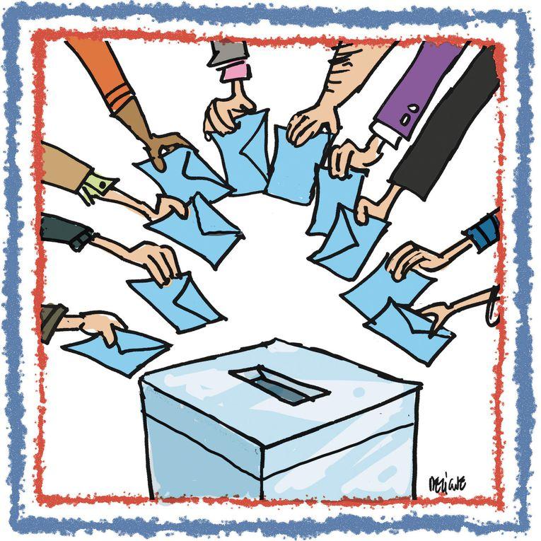 hold-up démocratique