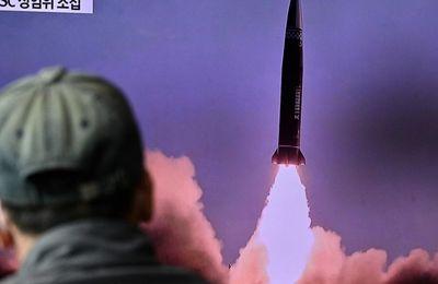La Corée du Nord tire de nouveau un missile balistique mais entend poursuivre le dialogue avec le Sud