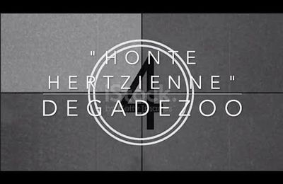""""""" HONTE HERTZIENNE """" - DEGADEZOO  (Montage - CLAIRE OBSCURE)"""