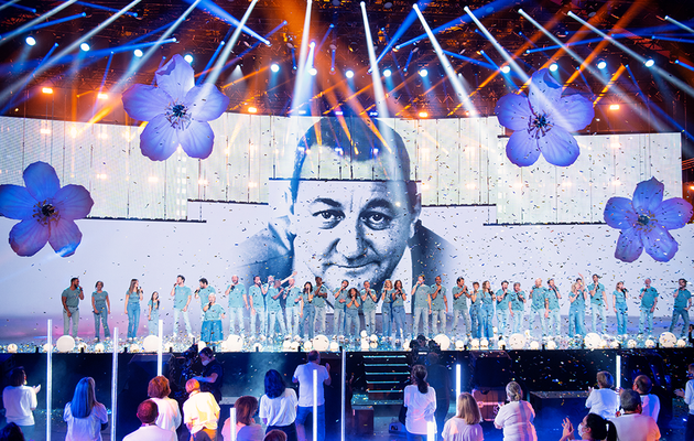 Le Concert des Enfoirés 2021 sera diffusé le vendredi 5 Mars sur TF1