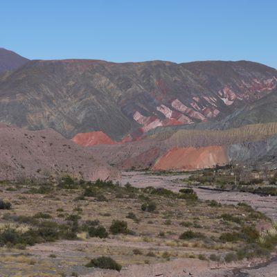 Retour au Chili …..dans le désert de San Pedro d'Atacama.