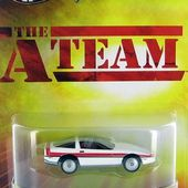 80 CORVETTE THE A TEAM AGENCE TOUS RISQUES HOT WHEELS 1/64 - car-collector.net