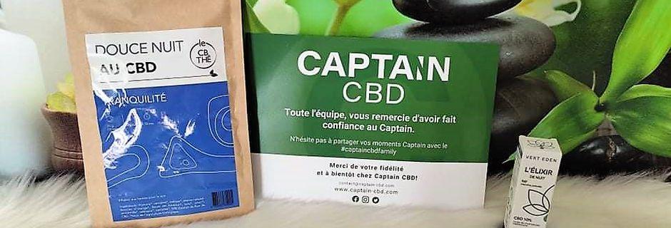 Je découvre les produits à base de CBD.