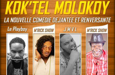M'RICK SHOW et Kok'tel Molokoy 1er episode